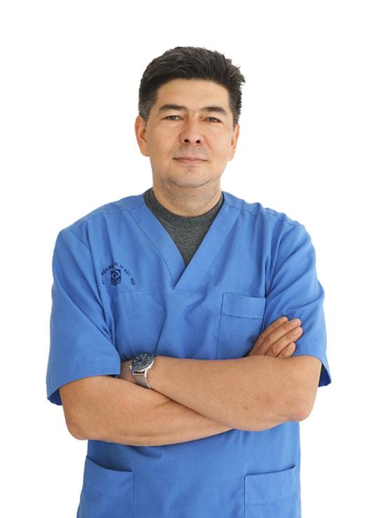 Tiến sĩ - Bác sĩ Abdullin Rustem Rifovich