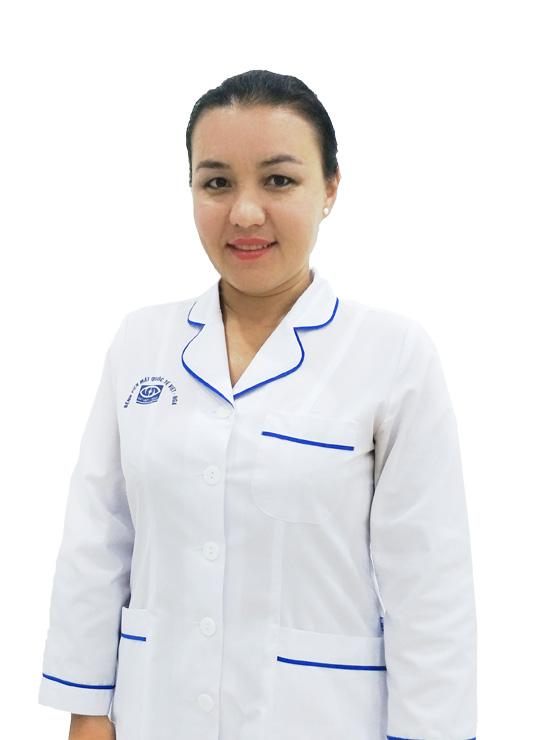 Bác sĩ Tukhbatullina Liliya Foatovna