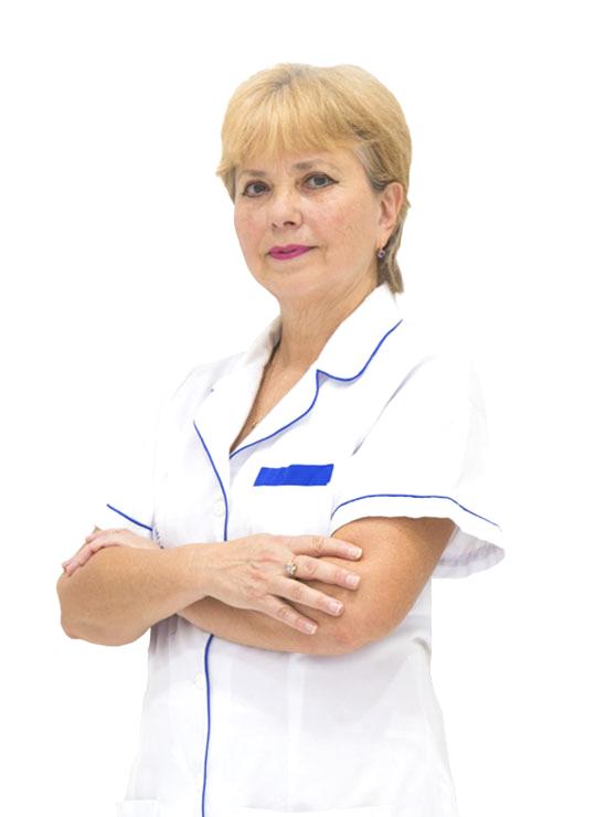 Giáo sư Ermilova Irina Aleksandrovna