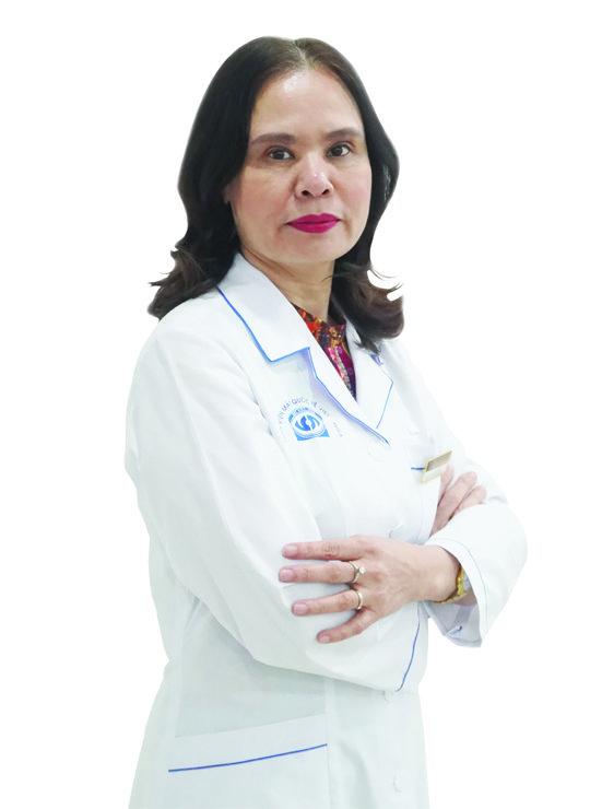 Tiến sĩ VŨ THỊ THANH