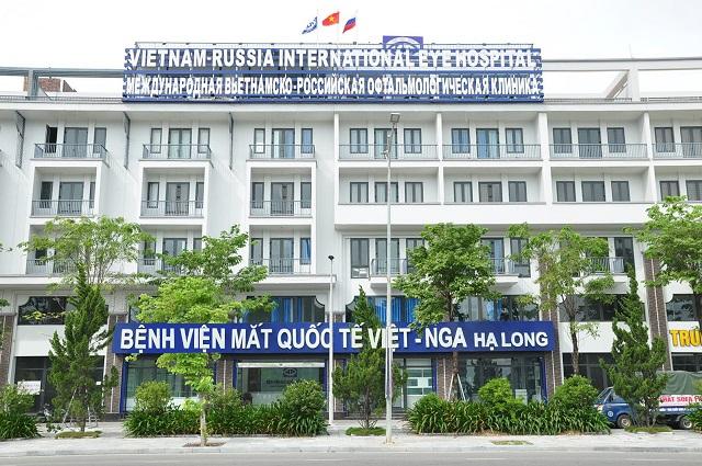 Sự kiện khai trương bệnh viện Mắt Quốc tế Việt – Nga Hạ Long