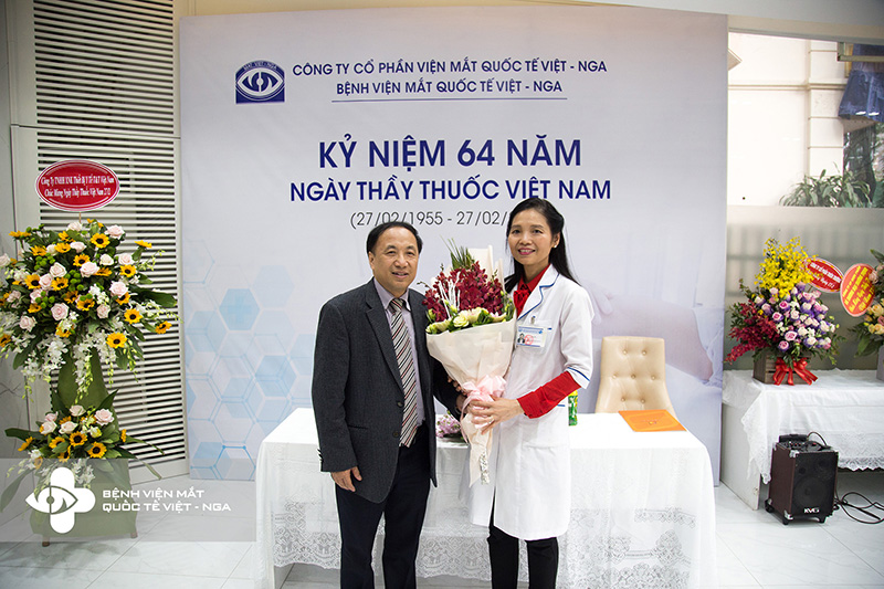 Chúc mừng ngày thầy thuốc Việt Nam 27.02.2019