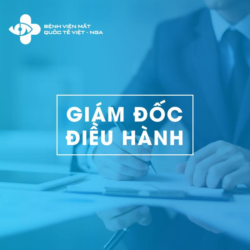[Tuyển dụng] Bệnh viện mắt Việt - Nga Quảng Ninh tuyển dụng Giám đốc điều hành