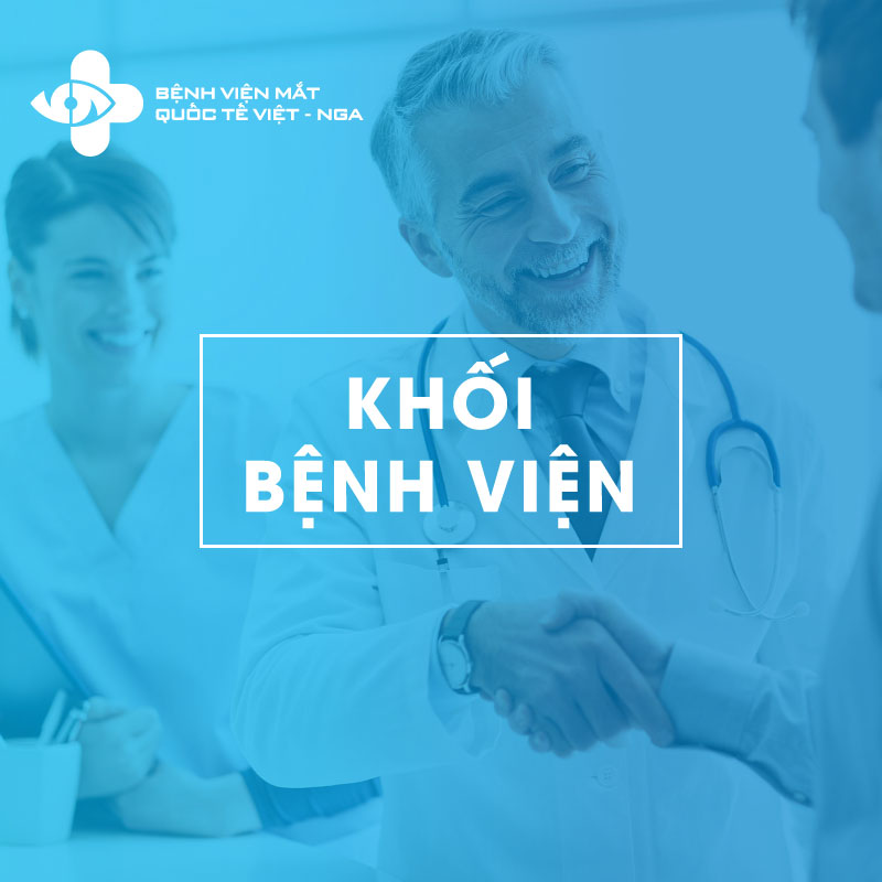 [Tuyển dụng] Bệnh viện mắt Việt - Nga Quảng Ninh tuyển dụng Khối bệnh viện