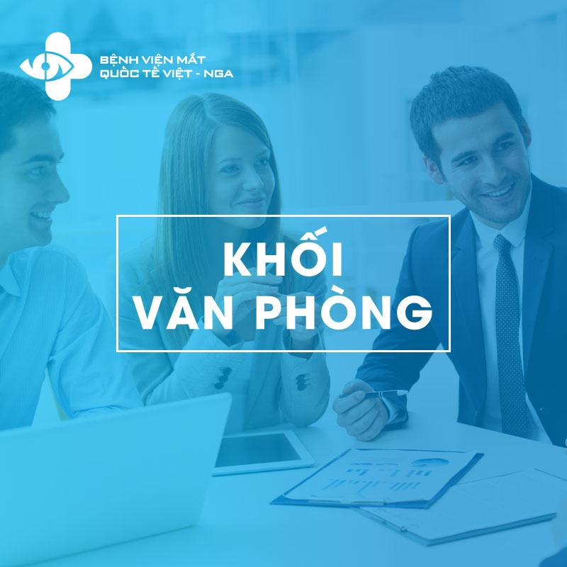 [Tuyển dụng] Bệnh viện mắt Việt - Nga Hạ Lọng tuyển dụng Khối văn phòng