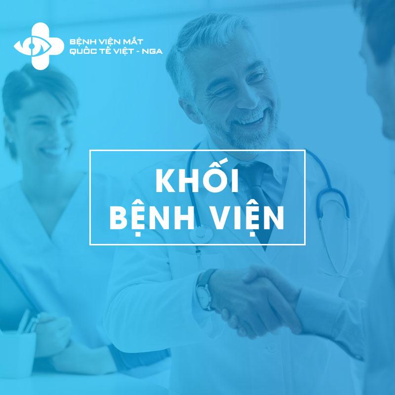 [ TUYỂN DỤNG Tháng 6/2019 ] Bệnh viện Mắt Quốc tế Việt - Nga TP.HCM tuyển dụng Khối Bệnh viện
