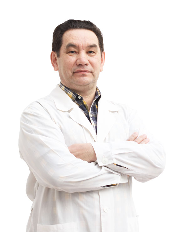 Tiến sĩ - Bác sĩ Boris Fattakhov Temanovich