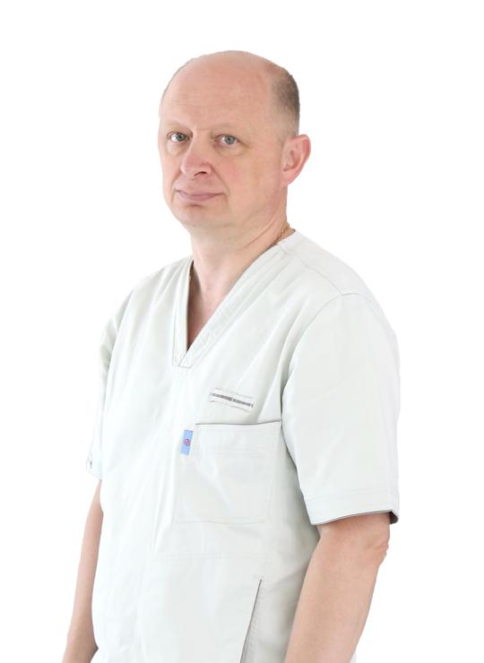 Tiến sĩ - Bác sĩ Sergushev Sergey Gennadevich