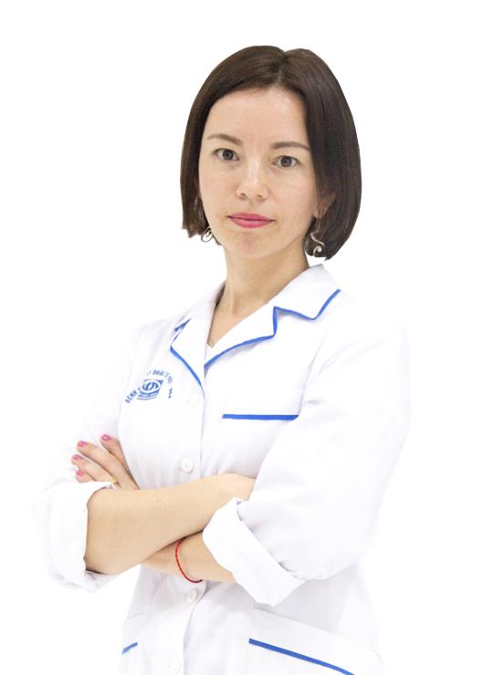 Tiến sĩ - Bác sĩ Stirmanova Elena